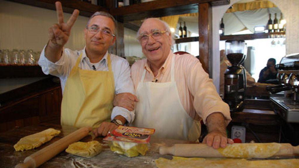 Pasta a la siciliana