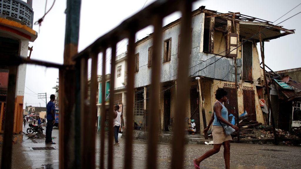 Matthew será difícil de olvidar para los haitianos