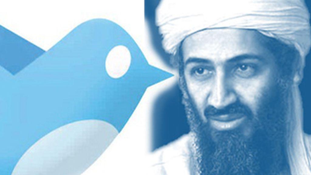 La muerte de Bin Laden bate récords en Twitter y generó más de 5.100 tuits por segundo.