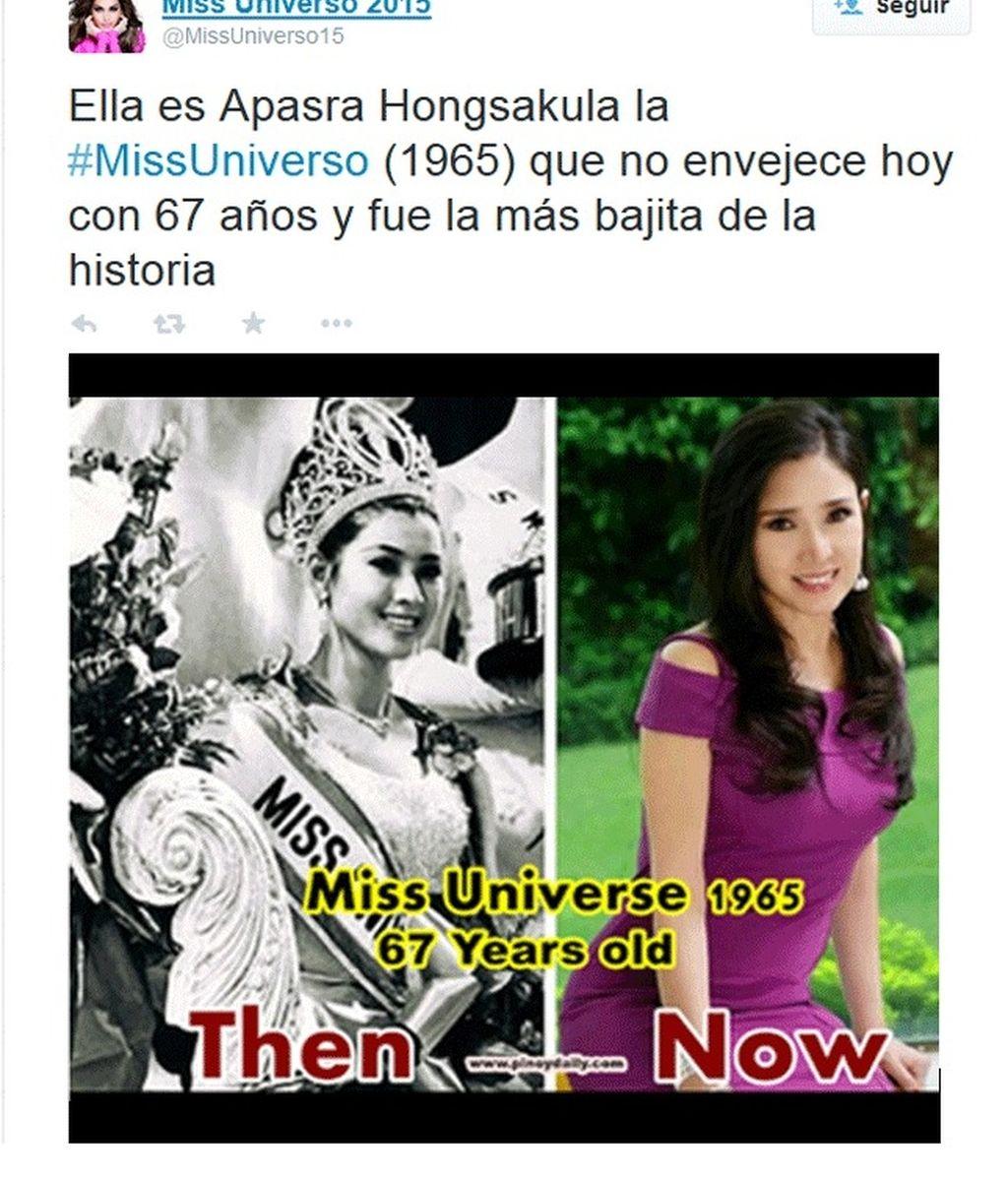 Apsara Hongsakula antes y después