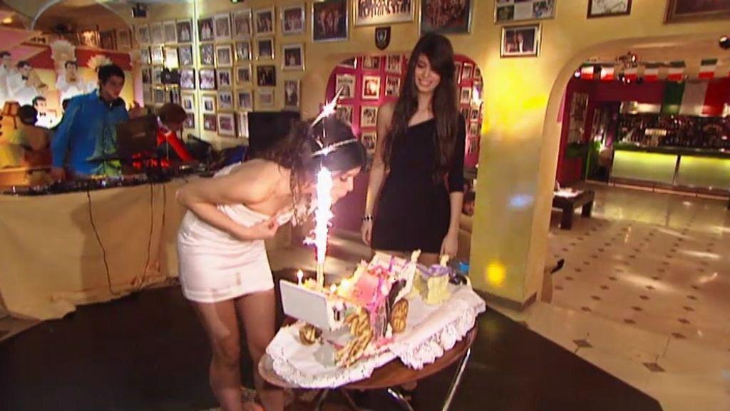 Las fotos de la fiesta de cumpleaños de Valeria