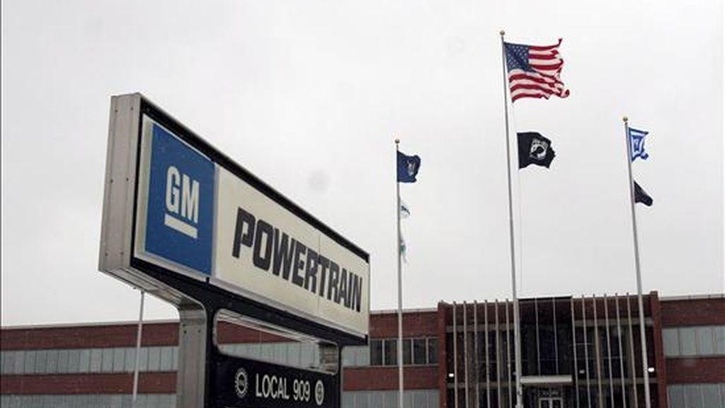 GM ha recibido 13.400 millones de dólares en préstamos otorgados por el Departamento del Tesoro. EFE/Archivo