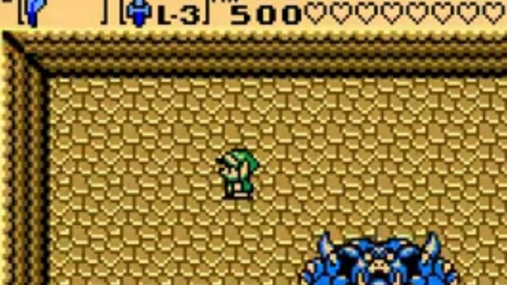 Oracle of Seasons y Oracle of Ages, ante los temibles Veran y Onox (2001-Game Boy Color)