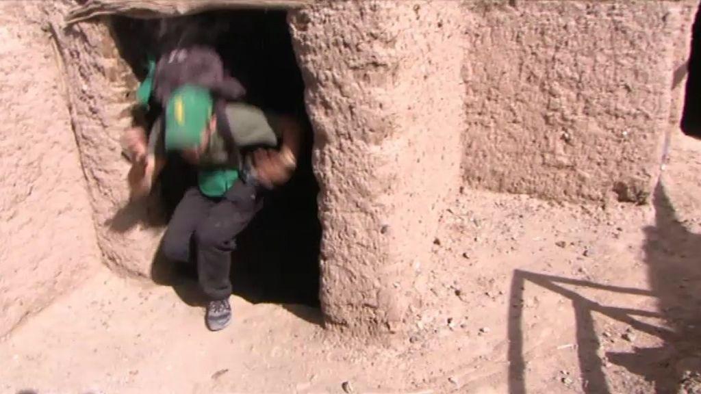 Golpes, torceduras y caídas en 'Expedición Imposible'