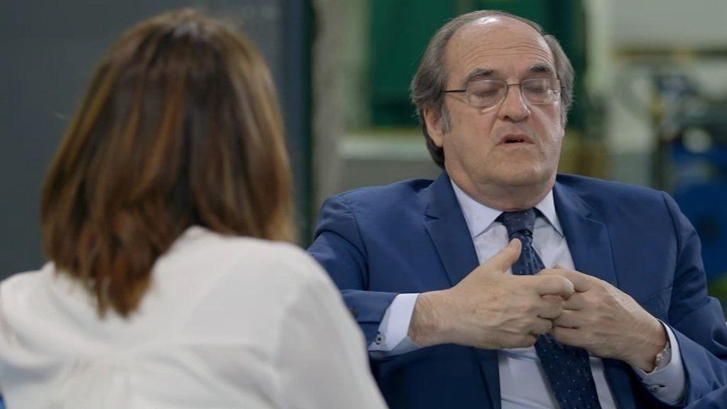 Ángel Gabilondo, gesto a gesto