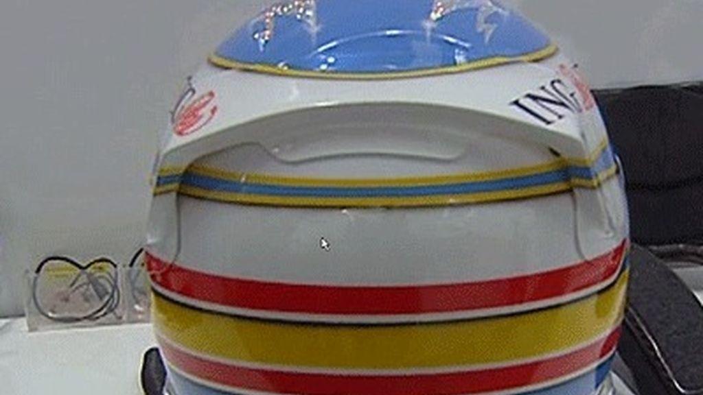 Imágenes del casco