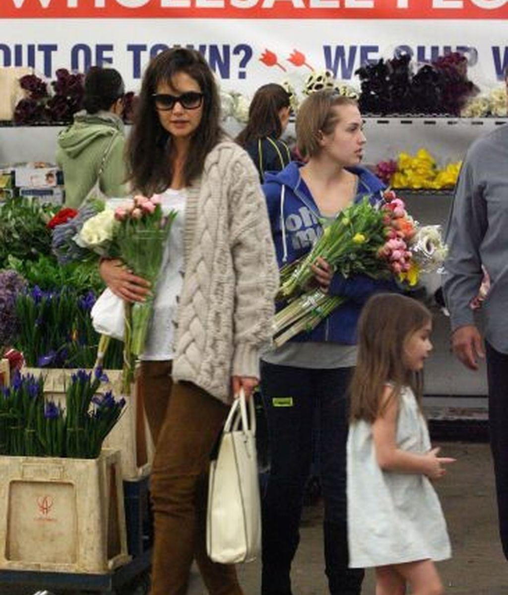 Las Cruise, entre las flores