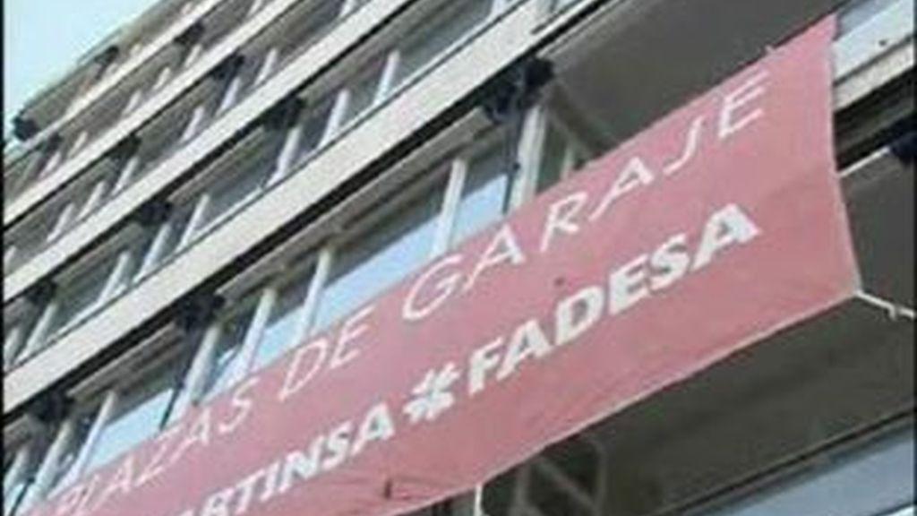 Imagen de promociones de Martinsa-Fadesa, empresa entre cuyos acreedores está Caixa Catalunya. Foto: EFE