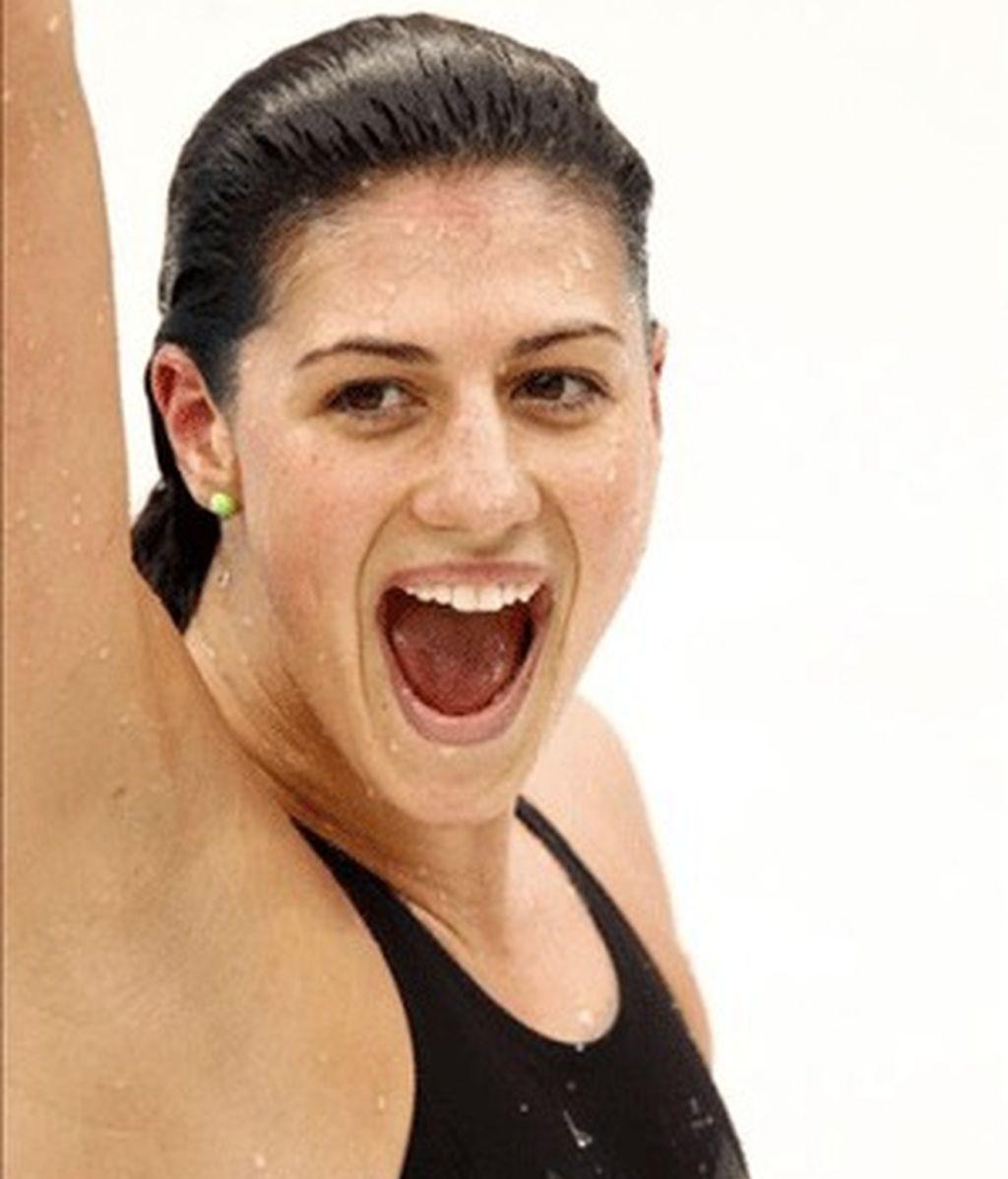 Oro y récord mundial para Stephanie Rice en 200 estilos