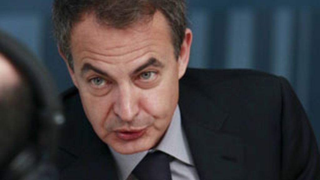 Las declaarciones del presidente del Gobierno, José Luis Rodríguez Zapatero. Video: Informativos Telecinco