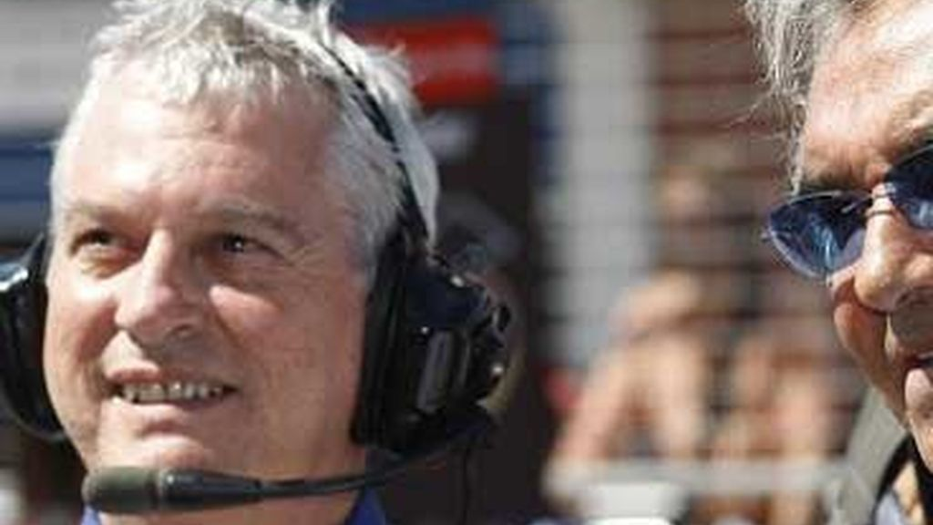 Pat Symonds. Foto: EFE