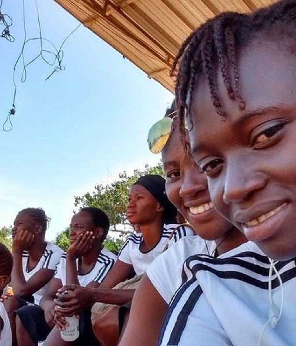 Fatim Jawara, la portera de la selección de fútbol de Gambia muere ahogada intentado llegar a Europa