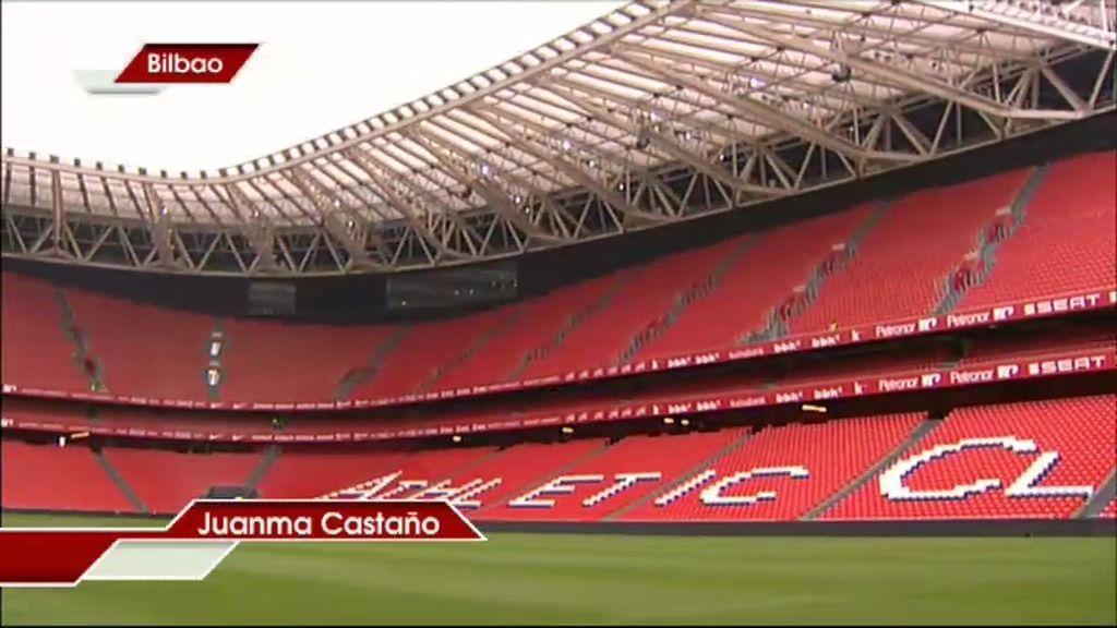Así luce el nuevo estadio del Athletic Bilbao