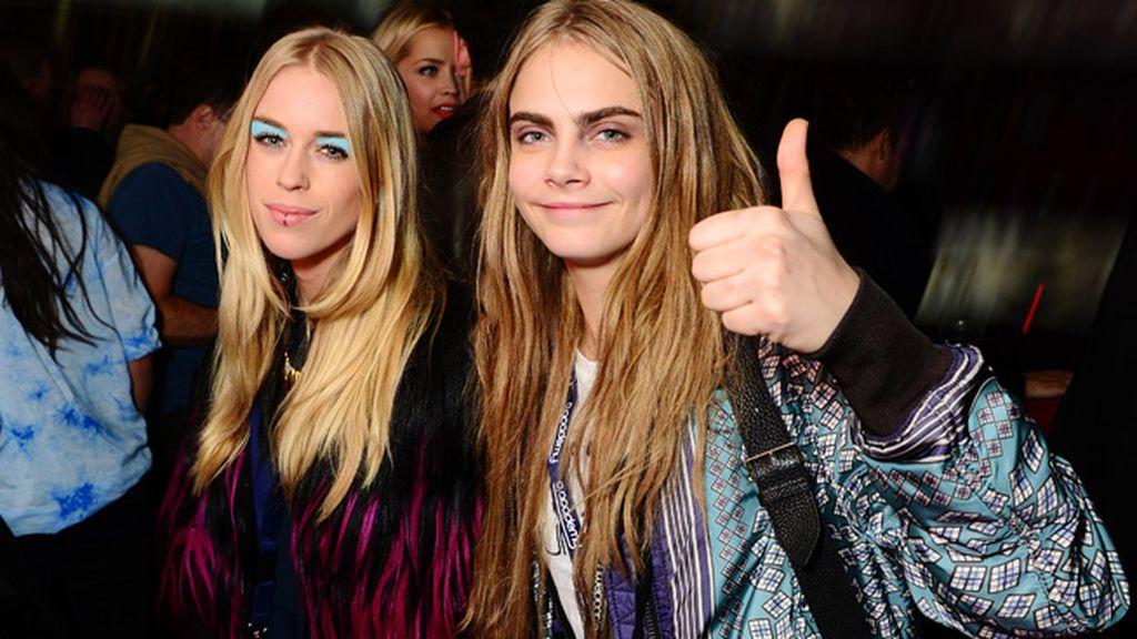 Los rostros más hipster de Londres se dieron cita en el O2 Arena