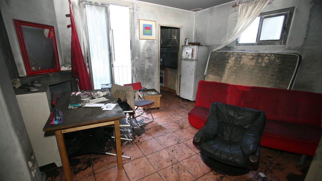 Fallece una anciana en un incendio en su casa causado por una vela