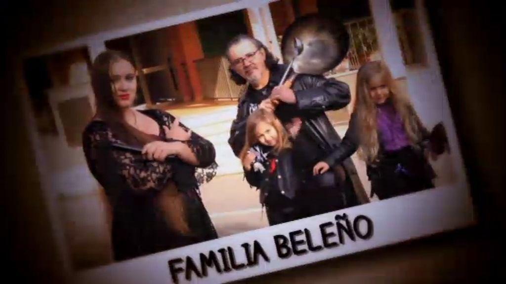 Las fotos del cambio de familia entre Alicia e Isabel (T03xC07)