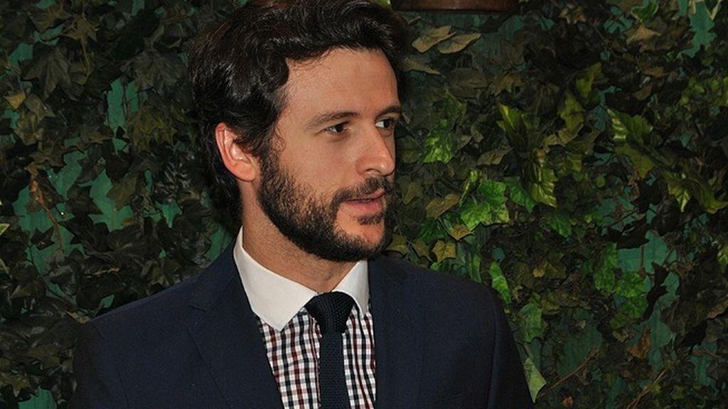 Diego Martín será Miguel, el marido de Malena