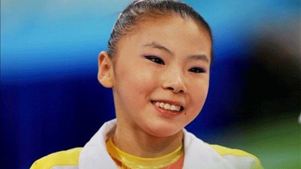 El COI pide que se investigue la edad de las gimnastas chinas campeonas olímpicas