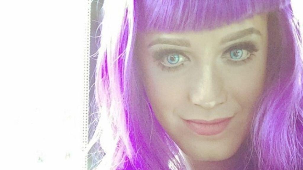 El parecido con Katy Perry da miedo