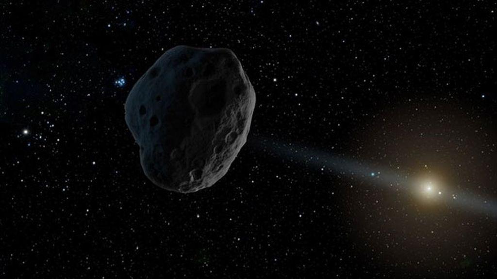 Un asteroide con rasgos de cometa se acercará a la Tierra el 25 de febrero de 2017