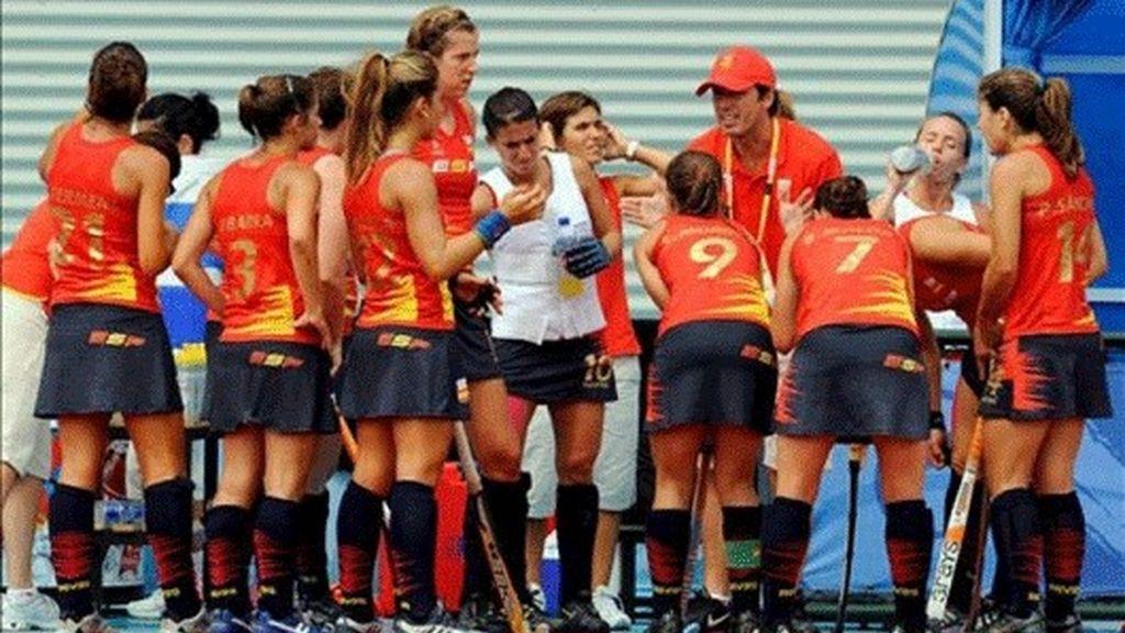 La selección española de hockey reinicia los Juegos contra Corea