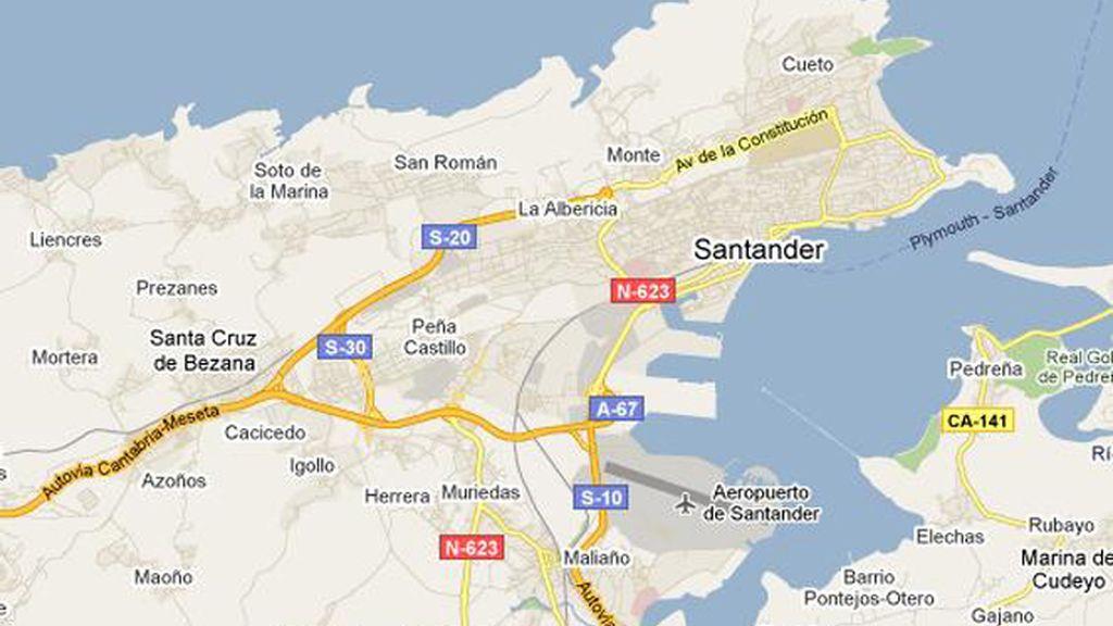 Mueren dos hermanas de 95 y 84 años al incendiarse su vivienda en Santander