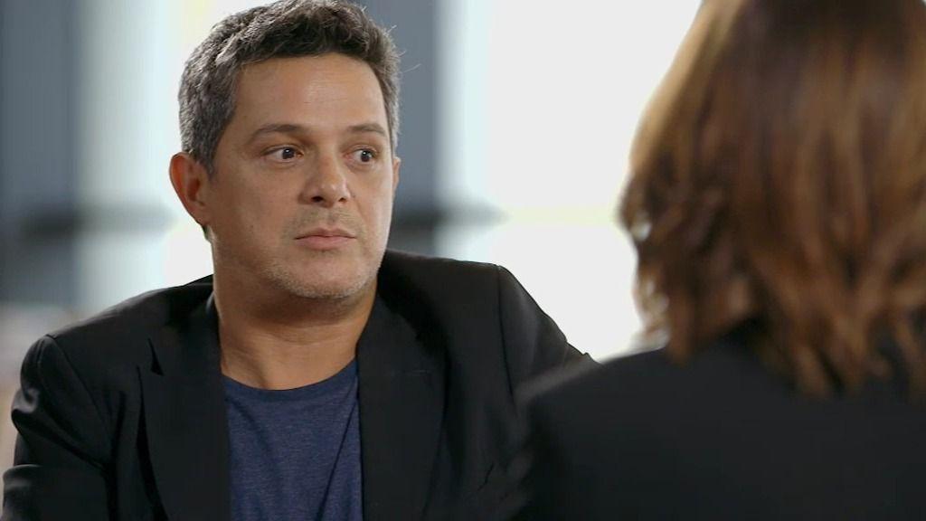 Alejandro Sanz, gesto a gesto