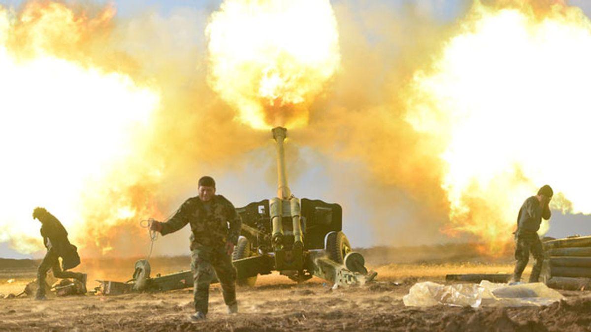 Irak anuncia el inicio de la segunda fase de operaciones contra Estado Islámico en Mosul