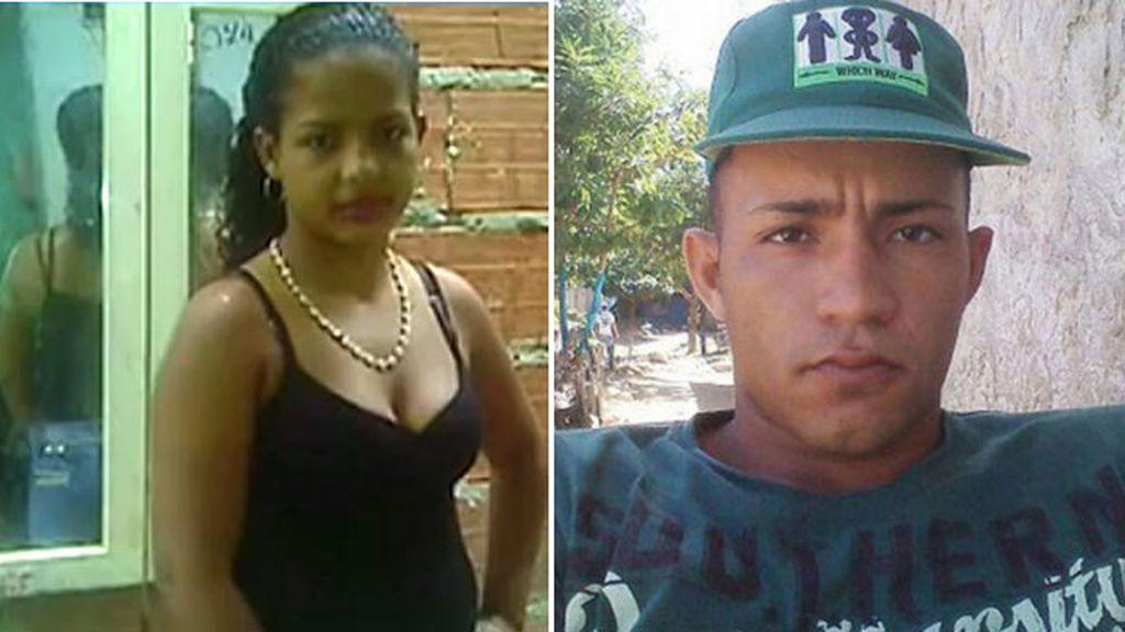 Ronald Díaz Quiroz,Paola Padilla Nájera