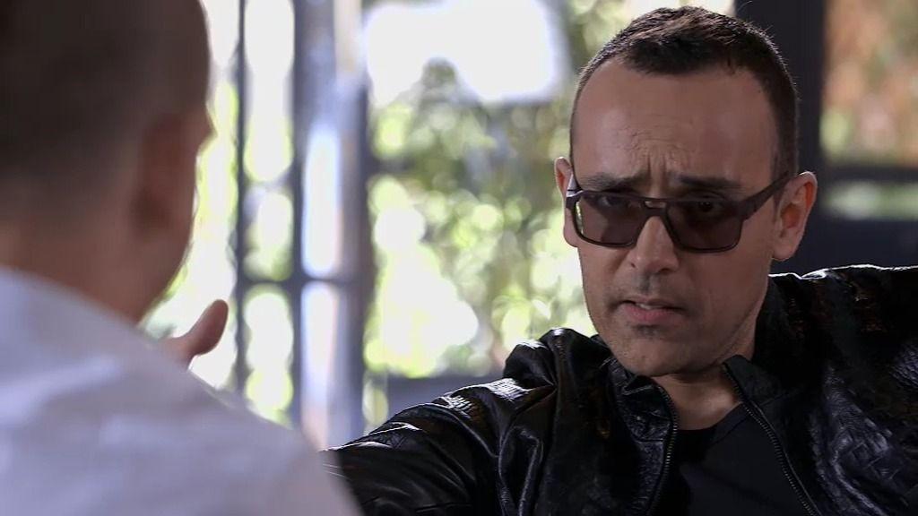 David Muñoz, gesto a gesto con Risto
