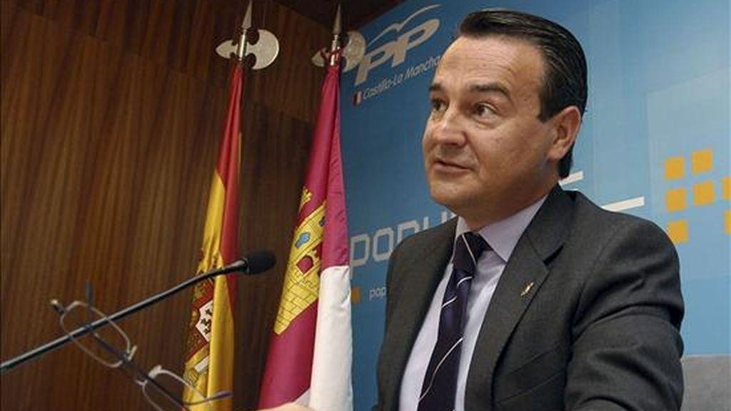 El senador del Partido Popular por Toledo, Agustín Conde, ha anunciado hoy en Toledo que el Partido Popular estudia pedir una Comisión de Investigación sobre la CCM en el Senado. EFE