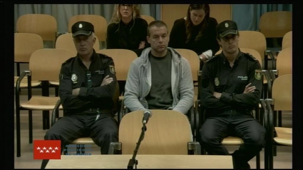 Comienza el juicio contra el presunto pederasta de Ciudad Lineal