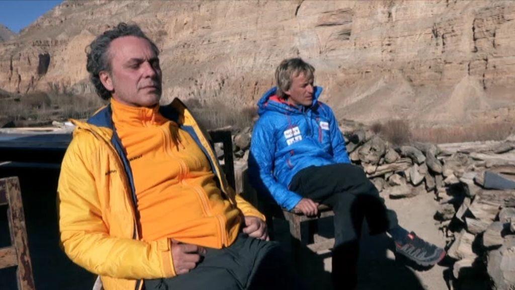 La aventura de José Coronado con Jesús Calleja