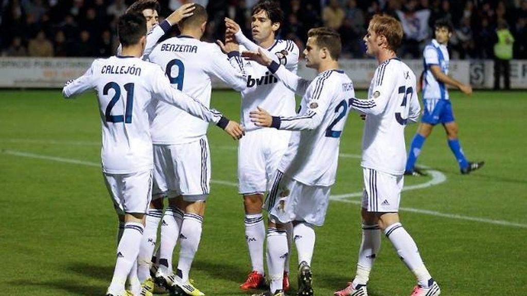Álex y Nacho, los 'Zipi y Zape' del Real Madrid