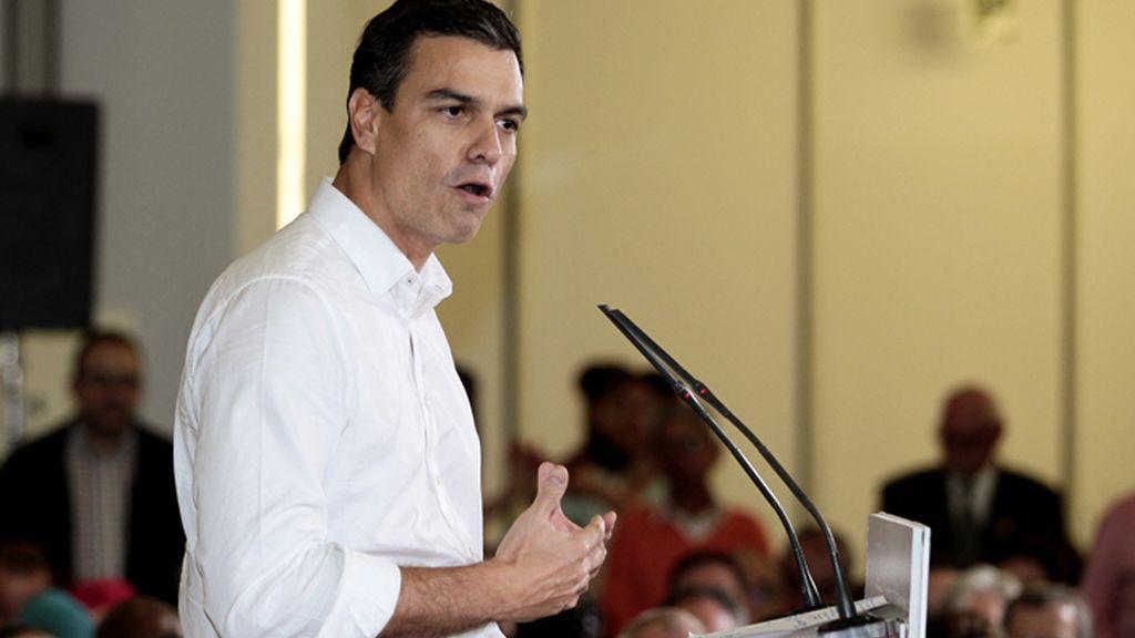 Sánchez: El PSOE nunca va a convertir los derechos sociales en mercancía