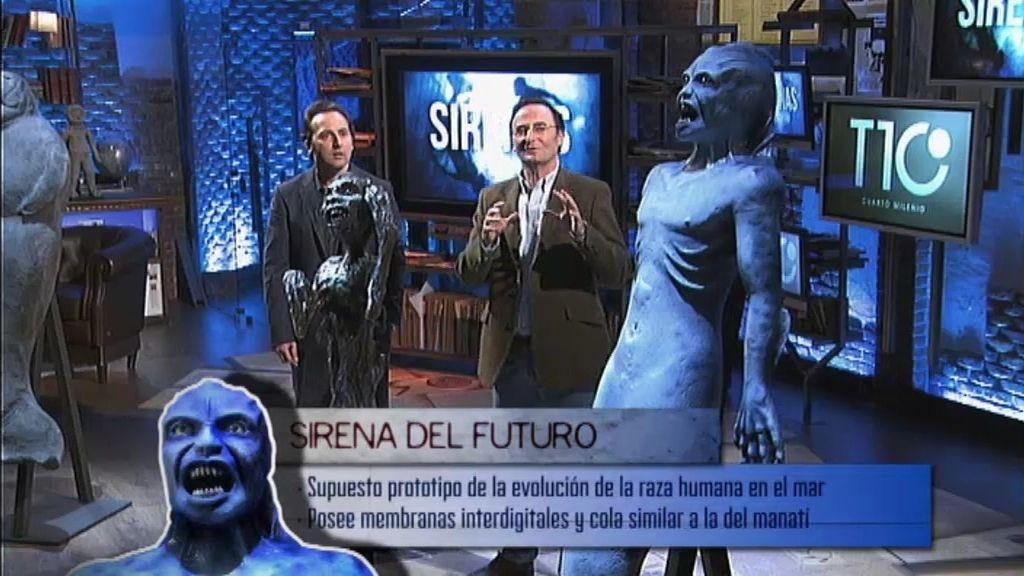 Sirena del futuro