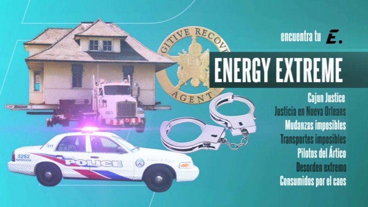 'Energy Extreme' trae la acción policial y las situaciones límites