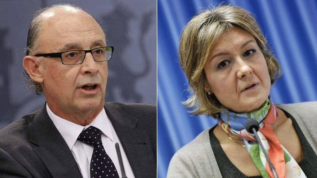 Tejerina y Montoro, números 3 y 4 en las listas del PP por Madrid