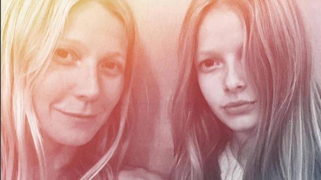 Gwyneth Paltrow y Apple Martin