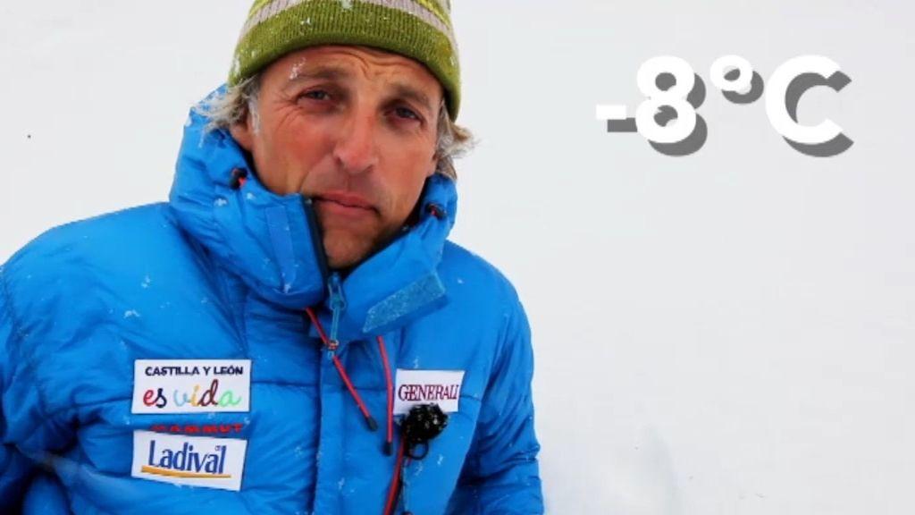 José Mota, foto a foto en el Ártico