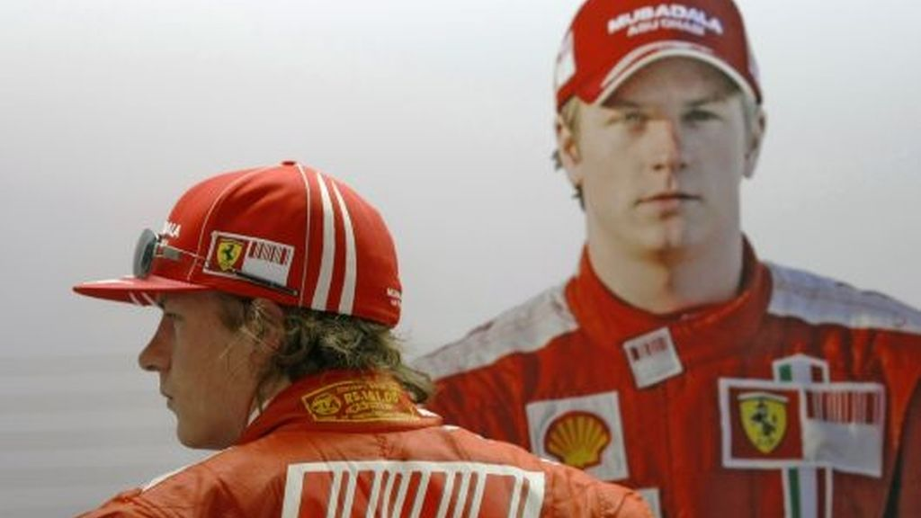 Raikkonen quiere seguir en la Fórmula 1. FOTO: Reuters.