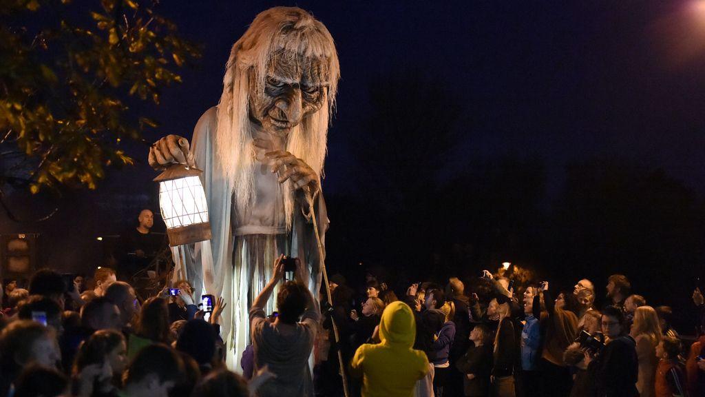 Desfile de Halloween en Irlanda