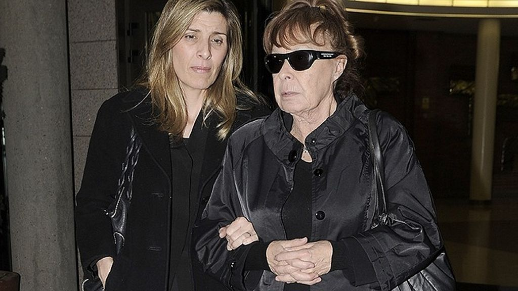 Gemma Cuervo, exmujer del fallecido Fernando Guillén
