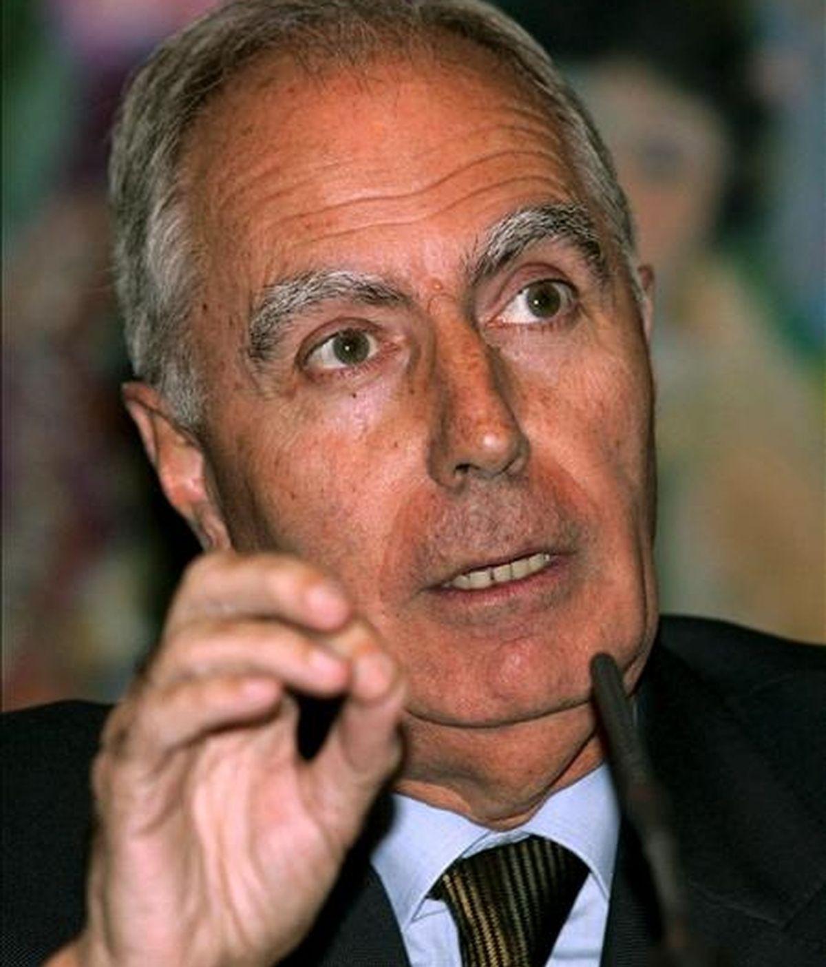 El ex presidente del Congreso de los Diputados Felix Pons Irazábal. EFE/Archivo