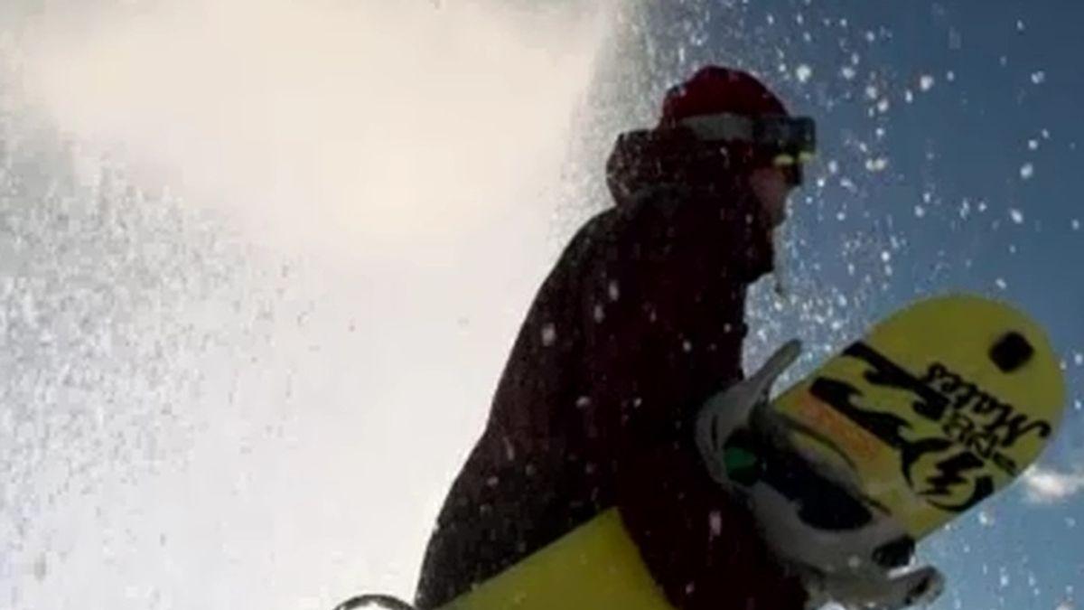 Disfruta con las mejores imágenes de nieve