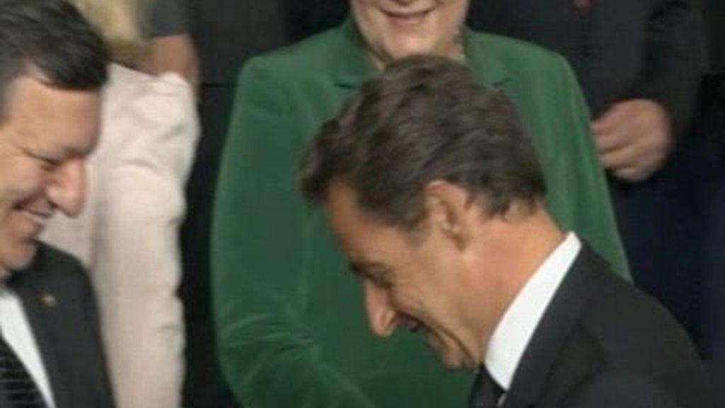 Enfrentamiento entre Sarkozy y Barroso