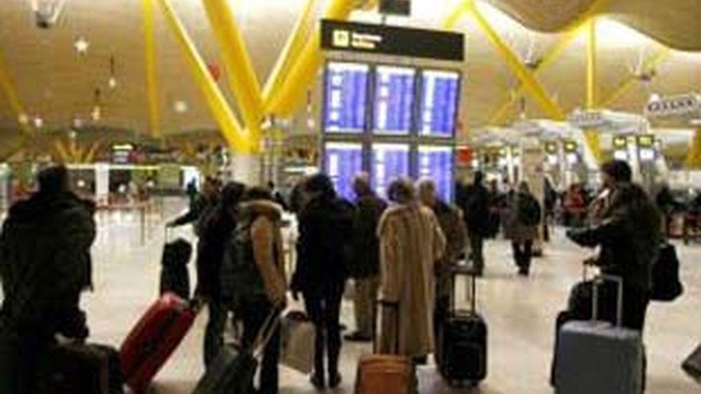 Iberia llega a un principio de acurdo con su tripulación de cabina
