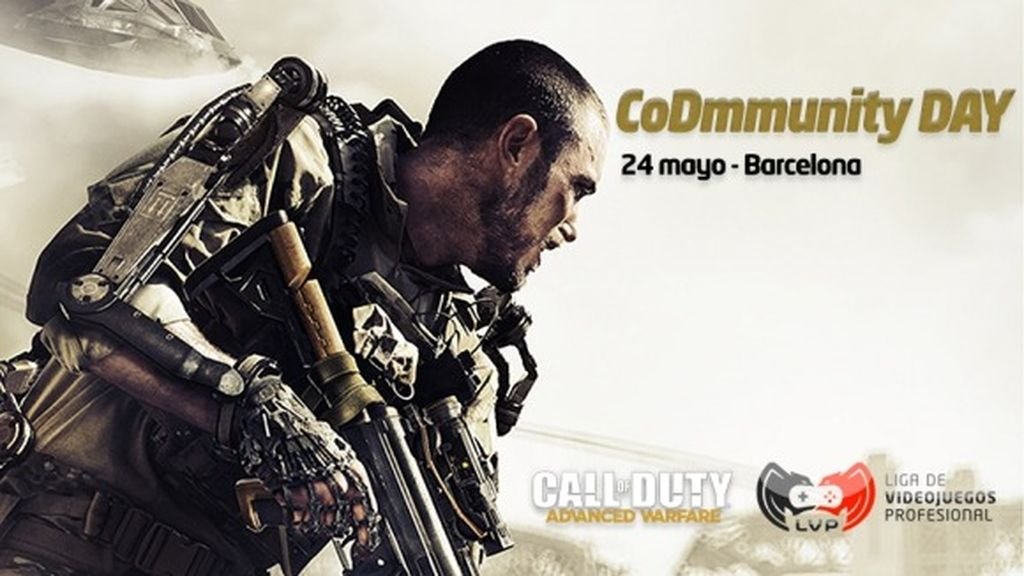 CoDmmunity Day, Call of Duty, LVP