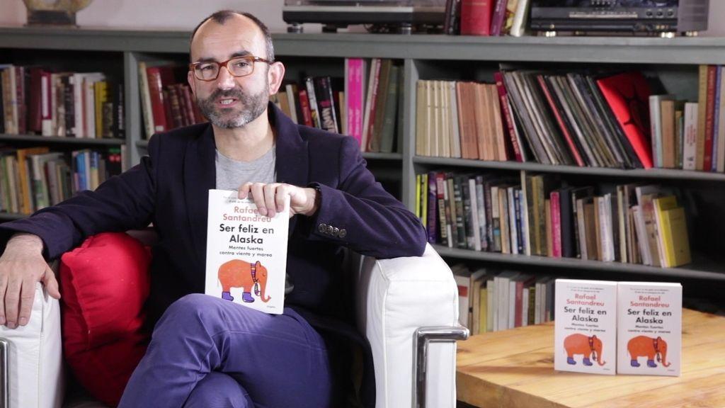 Rafael Santandreu autor de Ser feliz en Alaska