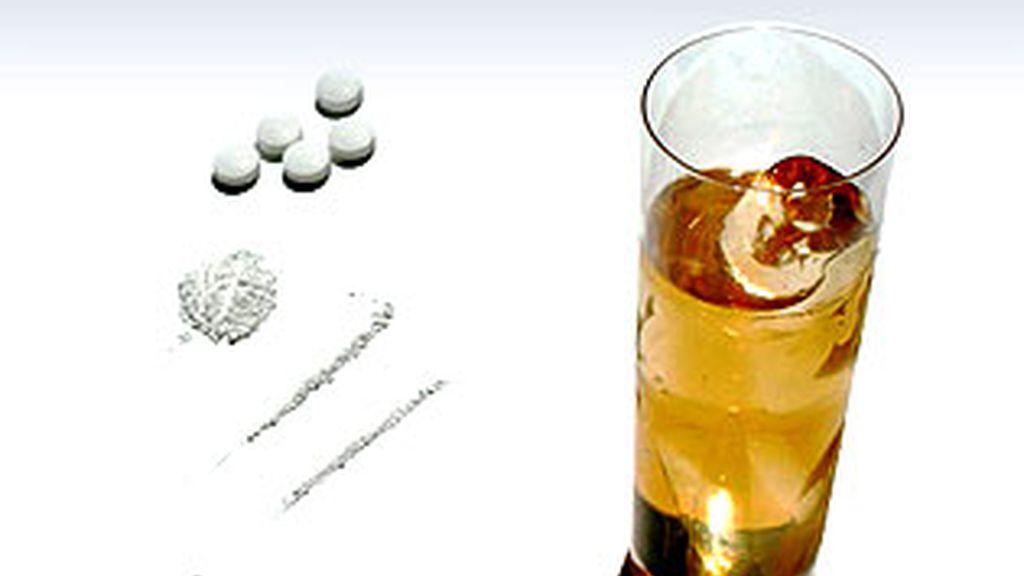 Drogas y alcohol, una combinación explosiva